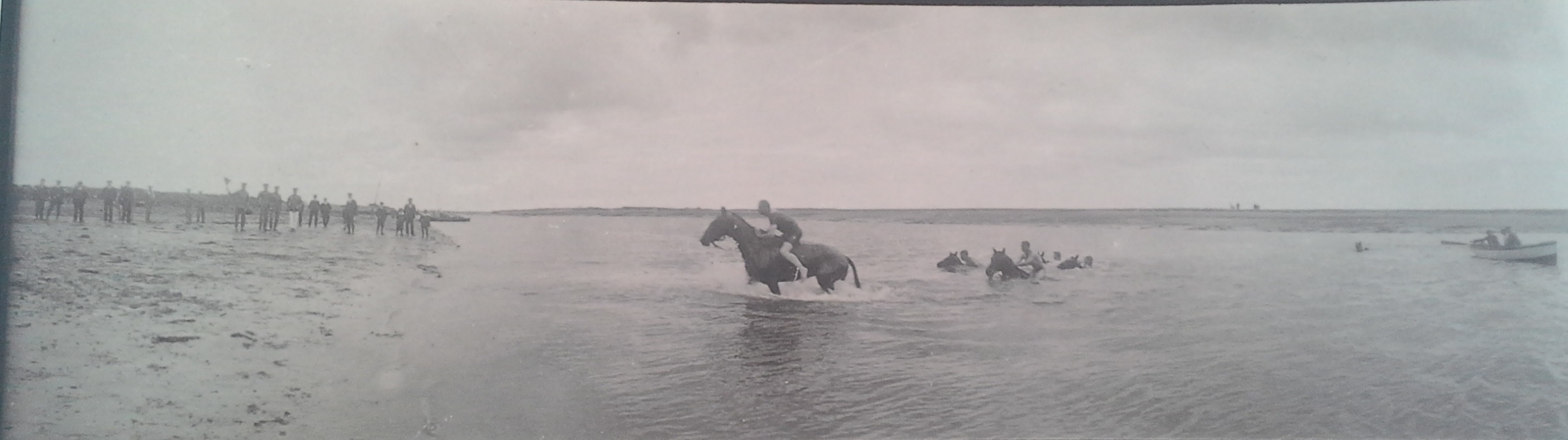 1906 Cavalry Training 1906, Bannow Historical Society Wexford