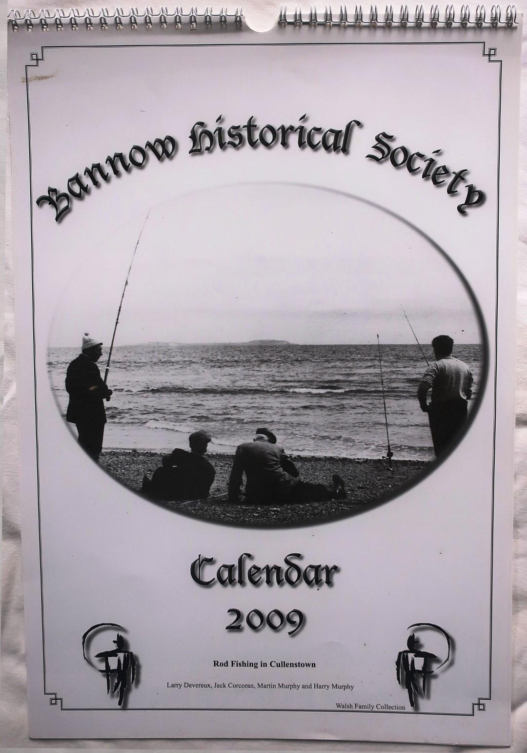 Bannow Historical Society Calendar 2009