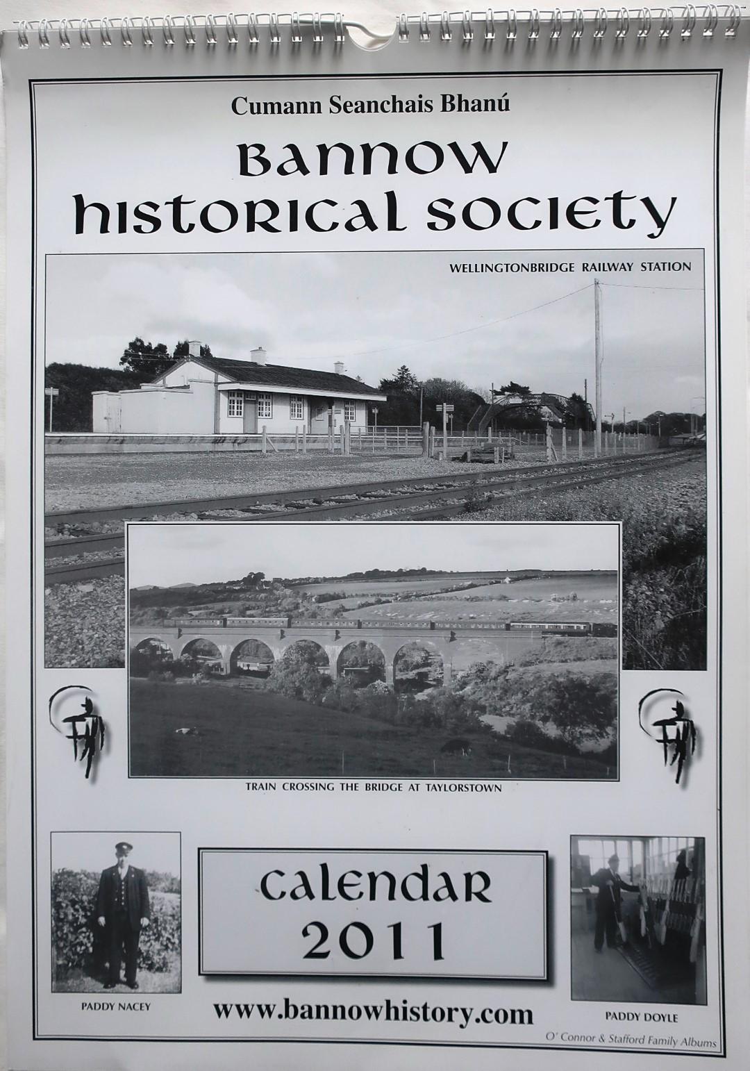 Bannow Historical Society Calendar 2011