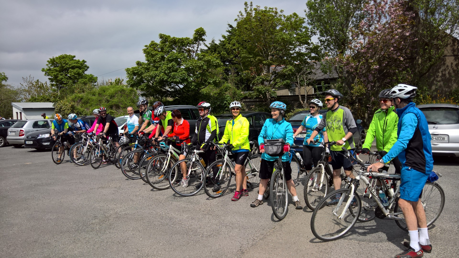 Bannow First Annual Cycle 2016
