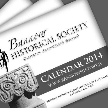 Bannow Historical Society 2014 Calendar