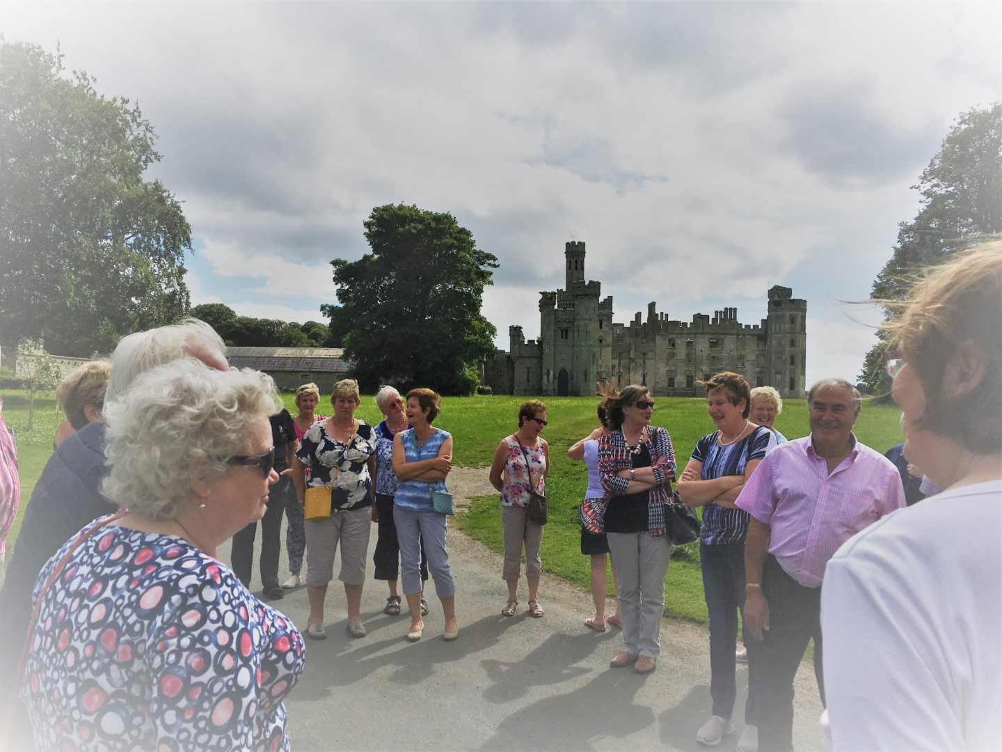 Bannow Historical Society Annual Duckets Grove Carlow Tour 2017 2
