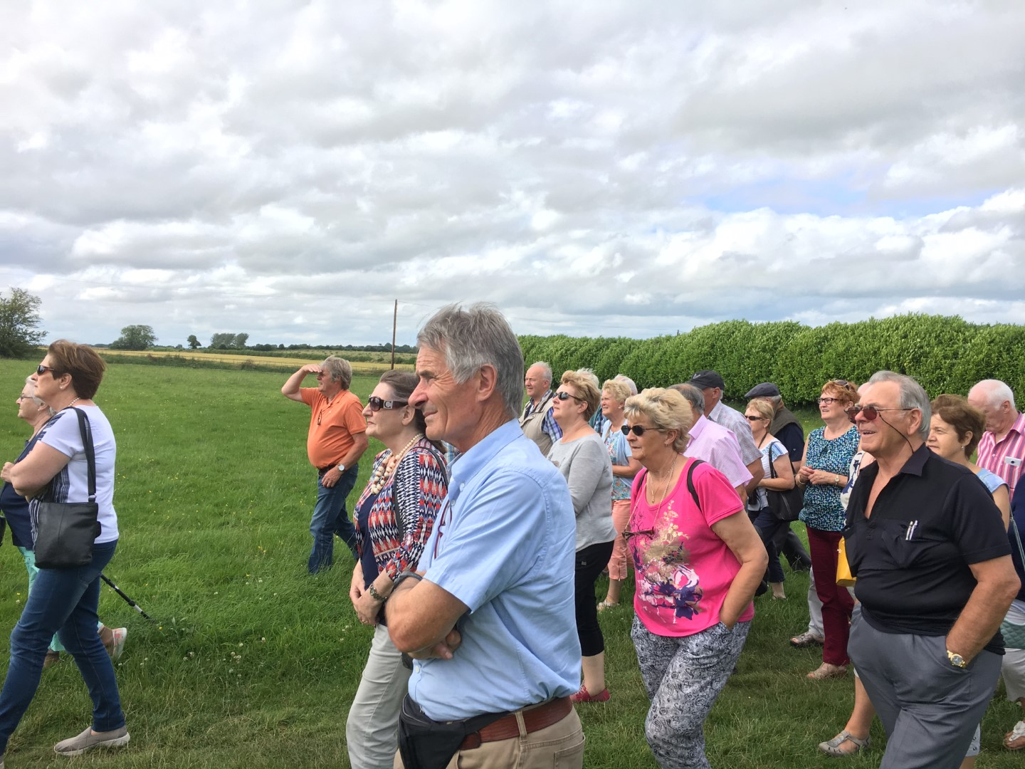 Bannow Historical Society Annual Duckets Grove Carlow Tour 2017 3
