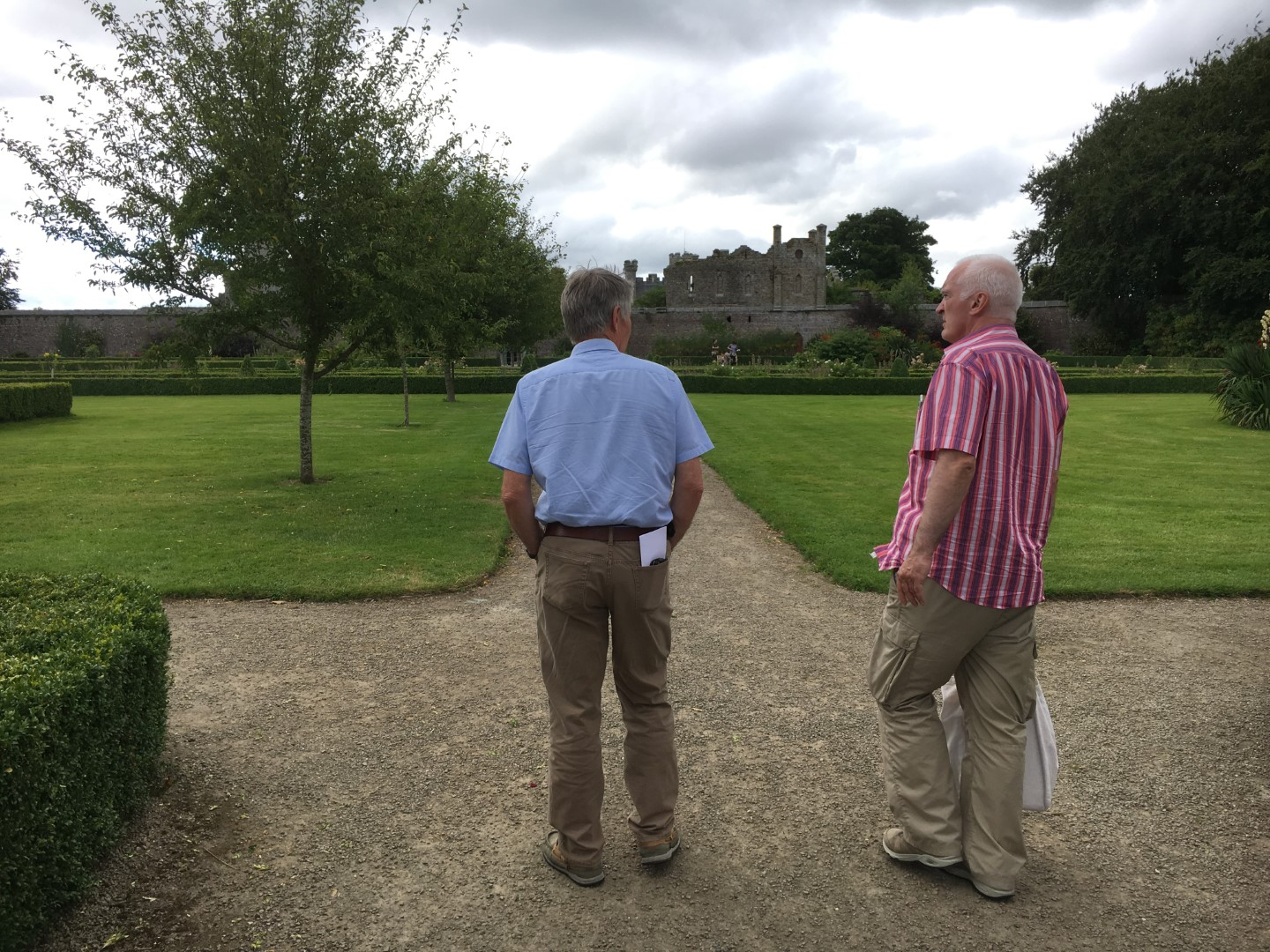 Bannow Historical Society Annual Duckets Grove Carlow Tour 2017 6