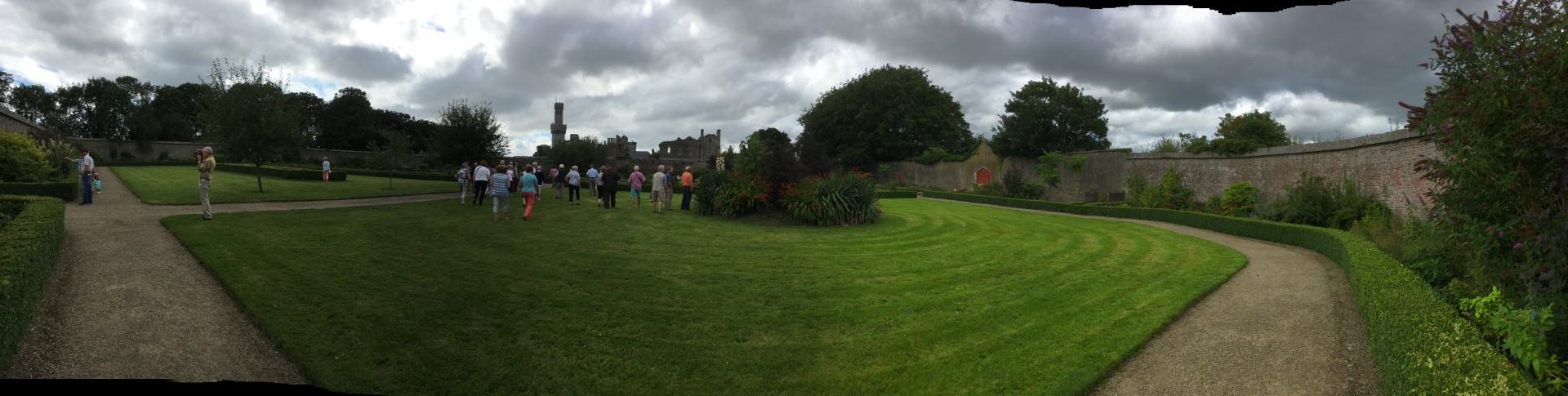 Bannow Historical Society Annual Duckets Grove Carlow Tour 2017 7