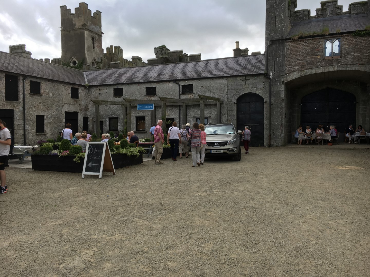Bannow Historical Society Annual Duckets Grove Carlow Tour 2017 9