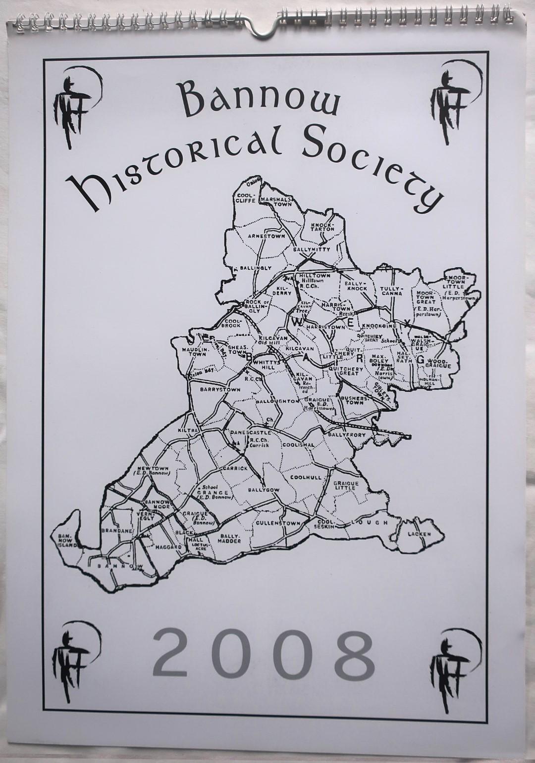 Bannow Historical Society Wexford Calendar 2008