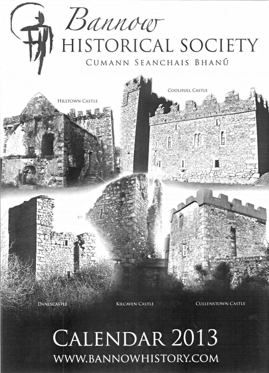 Bannow Historical Society Wexford Calendar 2013 23