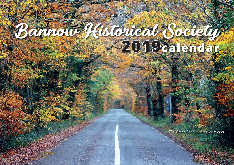 Bannow Historical Society Wexford Calendar 2019 1