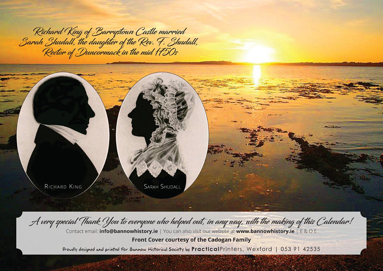 Bannow Historical Society Wexford Calendar 2019 16