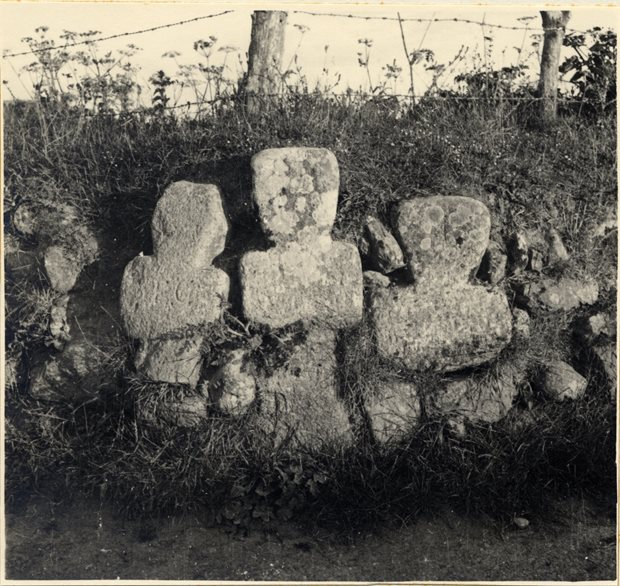 Carrig Crosses, Bannow Historical Society