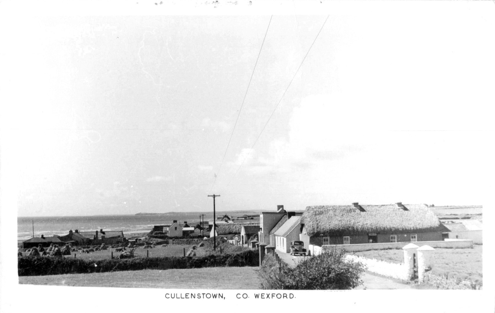 Cullenstown, Bannow Historical Society Wexford Calendar 2013