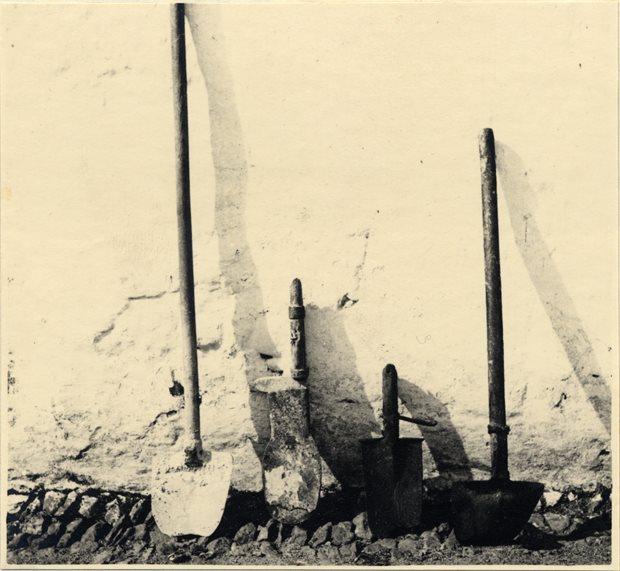 Farm implements DCK, Bannow Historical Society