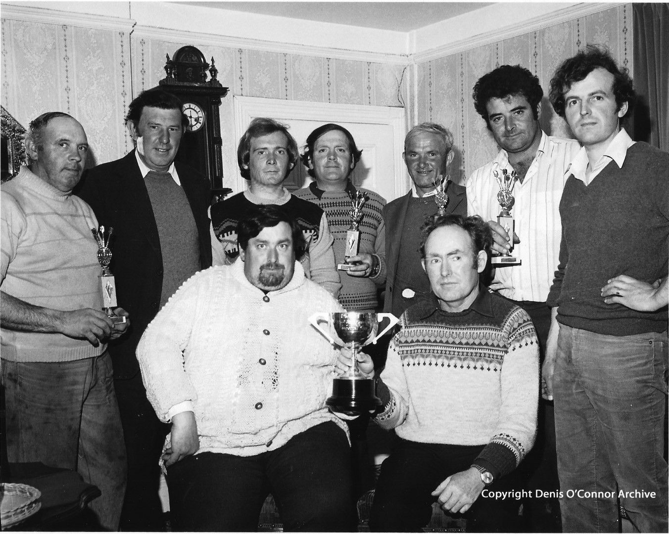 Jim Quirke Cup, Bannow Historical Society Wexford Calendar 2015 copy