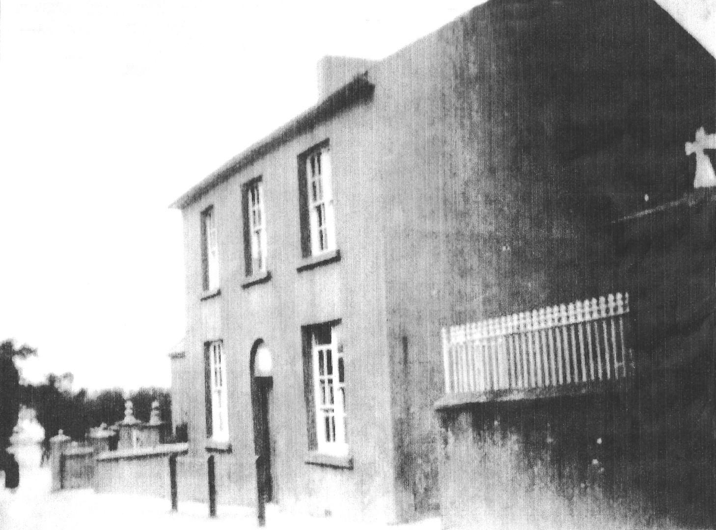 Old School, Bannow Historical Society Wexford Calendar 2014