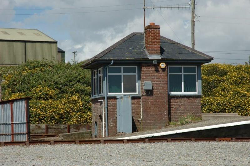 Photographs Supplied and Copyright Of Ernie Shepherd - Wellingtonbridge Railway Station, Wexford 4