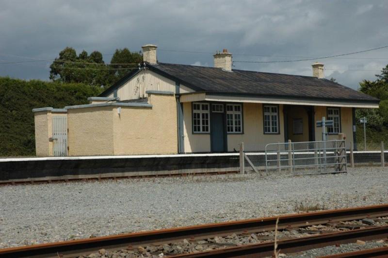 Photographs Supplied and Copyright Of Ernie Shepherd - Wellingtonbridge Railway Station, Wexford 5