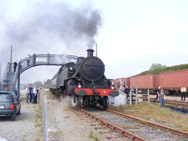 Wellingtonbridge Train Station - Bannow Historical Society